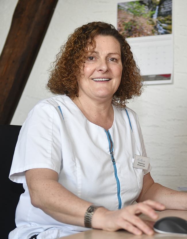 Photo infirmière cheffe Nathalie Druez@0,3x